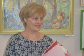 Неймовірний світ Ніни Рибіцької: у тернопільському художньому музеї презентували картини талановитої художниці з Козови (фото)