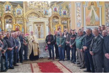 У Плотичі на Тернопільщині молилися до Чудотворної Ікони Розп'ятого Спасителя, яку коронували у Ватикані (фото)