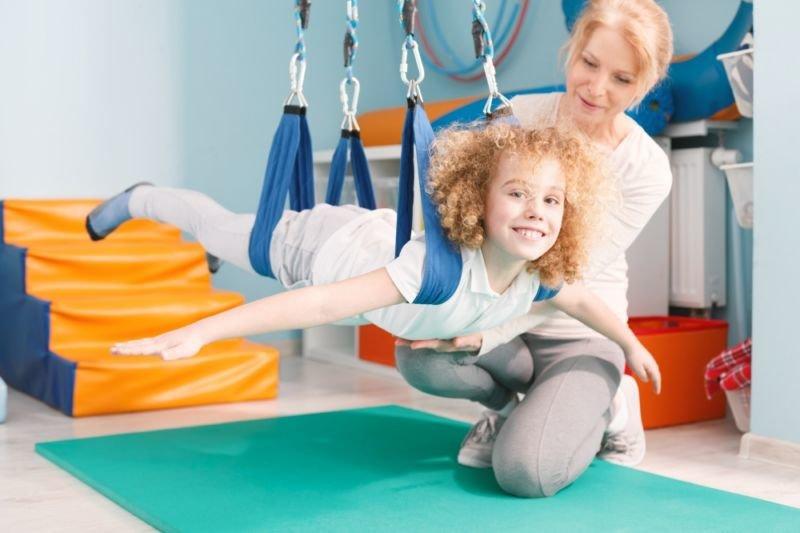 У Тернополі працює Центр медичної реабілітації дітей