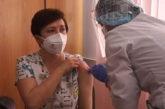 У Тернополі цього тижня працюють п'ять пунктів вакцинації проти COVID-19