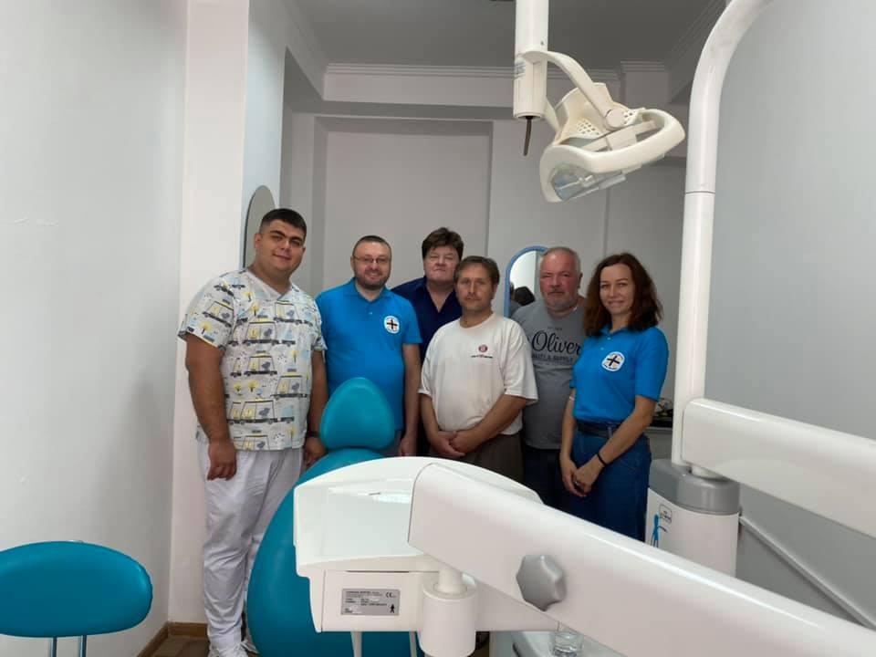 У тернопільському «Карітасі» безкоштовно лікуватимуть зуби малозабепеченим