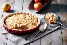 5 спокусливих десертів з яблук: рецепти, які увійшли в історію