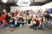 Юлія ВИНОКУР: «30 років тому в нас транслювали три центральні канали, а тут з'явився свій, місцевий, TV-4»