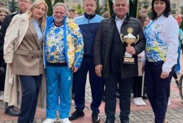 ЗУНУ - перший серед українських університетів за результатами XVI літньої Універсіади України