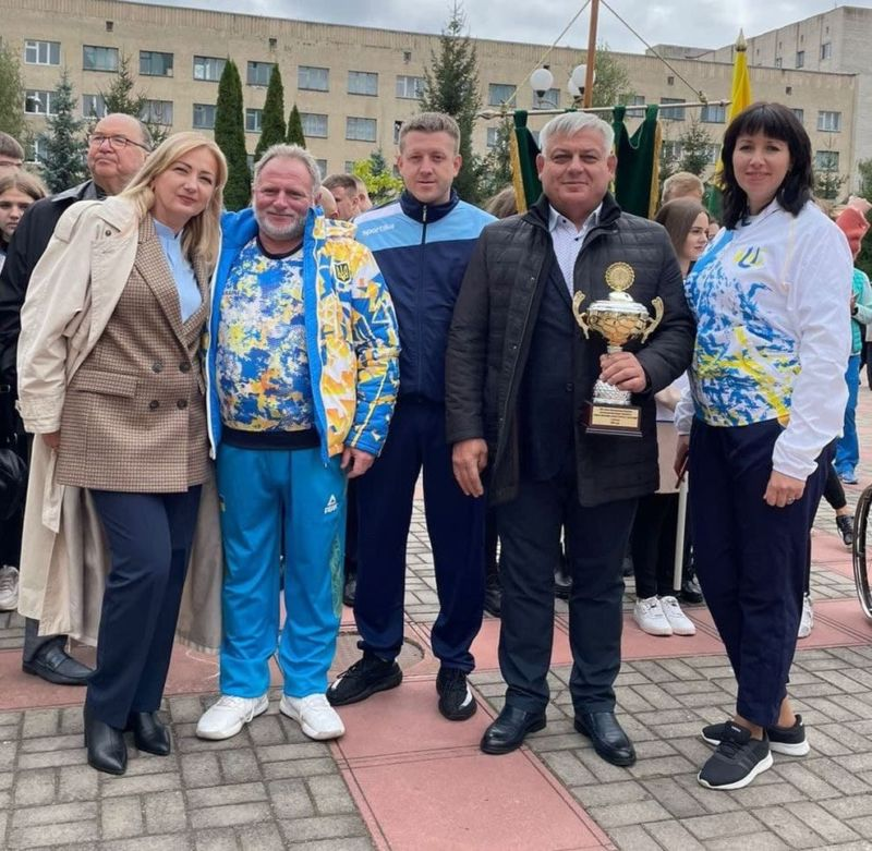 ЗУНУ – перший серед українських університетів за результатами XVI літньої Універсіади України