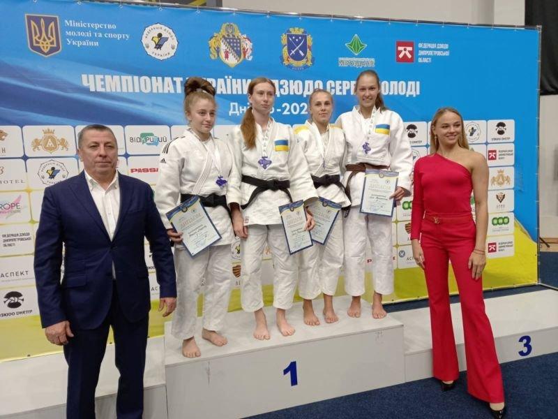 Студентки ЗУНУ здобули нагороди на чемпіонаті України з дзюдо
