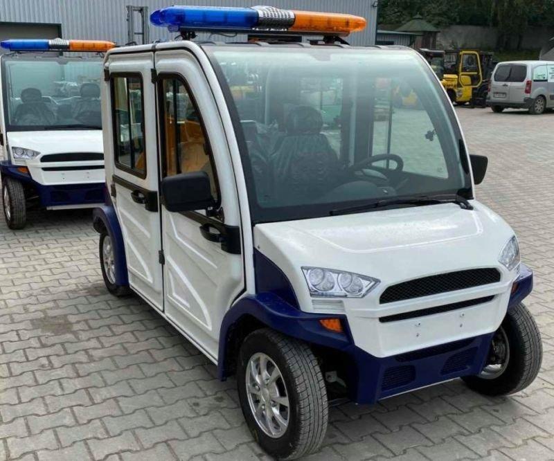 Тернопільські муніципали отримали сучасні електромобілі