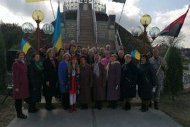 У Гуштині Скала-Подільської громади на Тернопільщині відновили і освятили могилу борцям за волю України