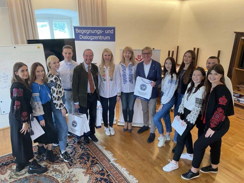 Студенти ЗУНУ – на Європейському молодіжному форумі EYFON