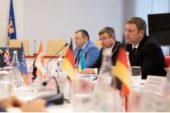 У Тернопільській ОДА зустрілися із Послами країн G7 та Послом Європейського Союзу в Україні